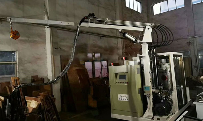 冰箱环戊烷发泡机