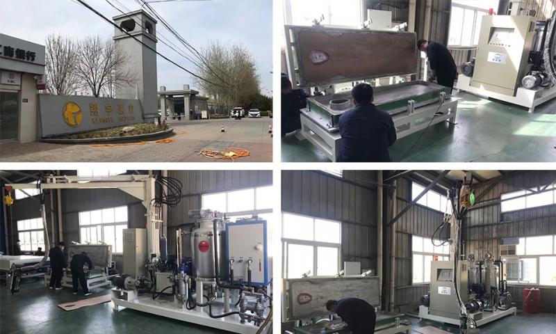 河北医疗床聚氨酯发泡生产设备