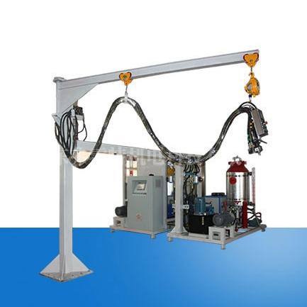 双机架环戊烷高压发泡机