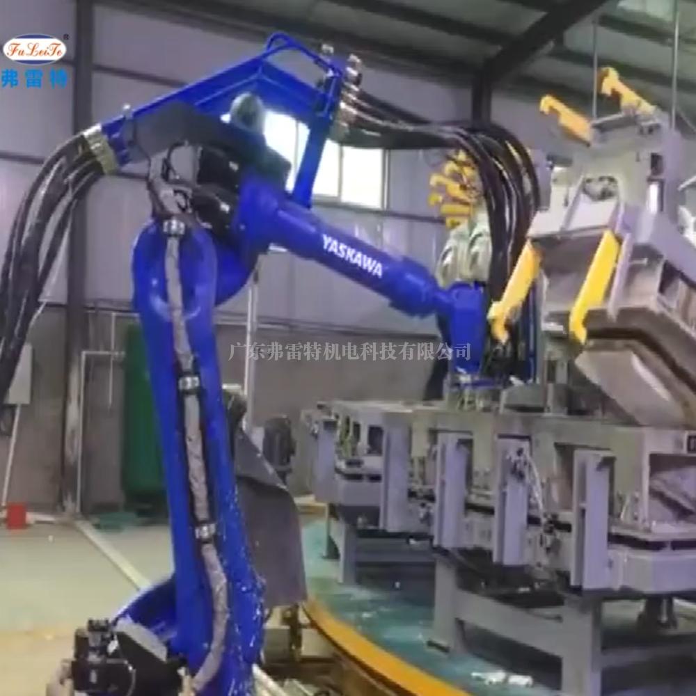 机器人座椅发泡
