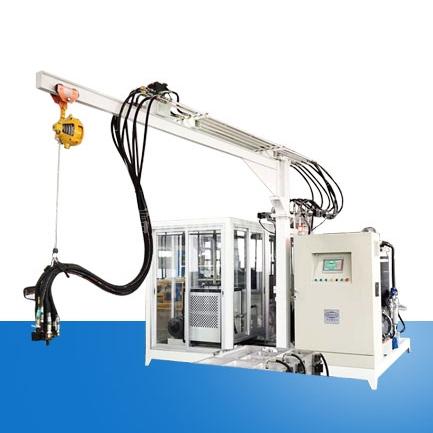 冰箱冷柜环戊烷高压发泡机设备