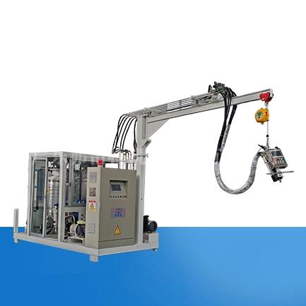 新型环保环戊烷发泡机