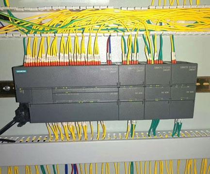西门子PLC控制系统
